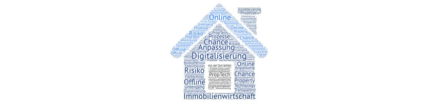 Jeder zweite Immobilienmakler wird verschwinden – Die Digitalisierung als Chance