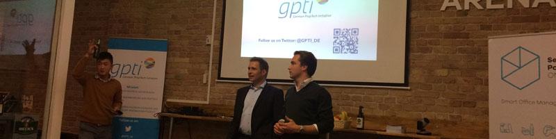 German PropTech Meetup (20.10.2016 - Berlin)