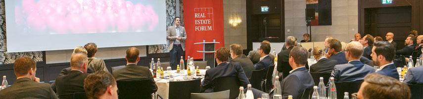 Real Estate Forum (24.11.2016 - Frankfurt a.M.)