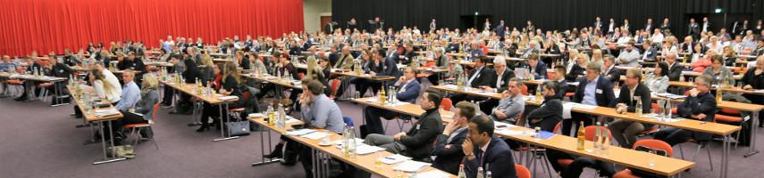 Publikum bei der Sprengnetter Innovationstagung 2018
