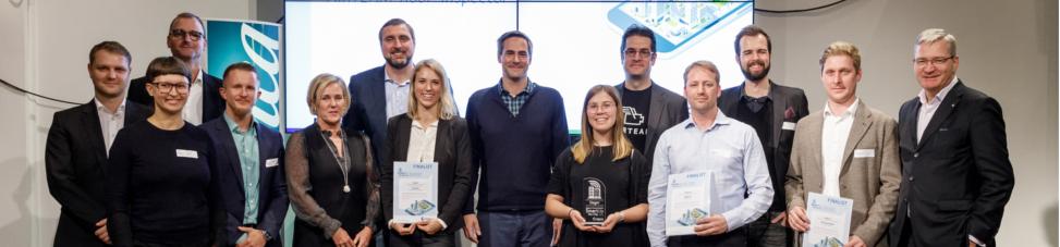 Degewo-Innovationspreis geht an AIRTEAM Roof-Inspector