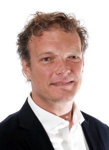 Portait von Oliver Hundt, Geschäftsführer, LIFT TECHNOLOGY