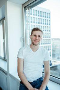 Convaron CEO Tim Menger-Guingkamp