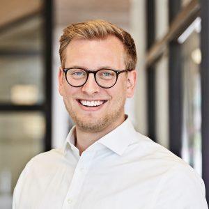 Kjell Ole Beckmann, Managing Director REOS
