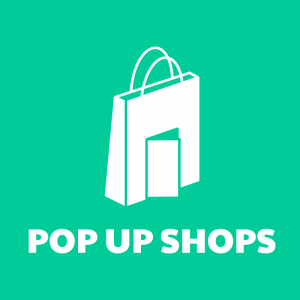 POP UP SHOPS