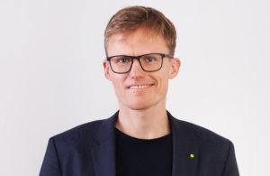 KIWI CEO Karsten Nölling