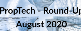 PropTech Round-Up August - Inreal, Immo Investment Technologies, Investment Insights, Vonovia
