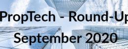 PropTech Round-Up September - Seniovo, REAL PropTech, APTI Award, Plan Radar