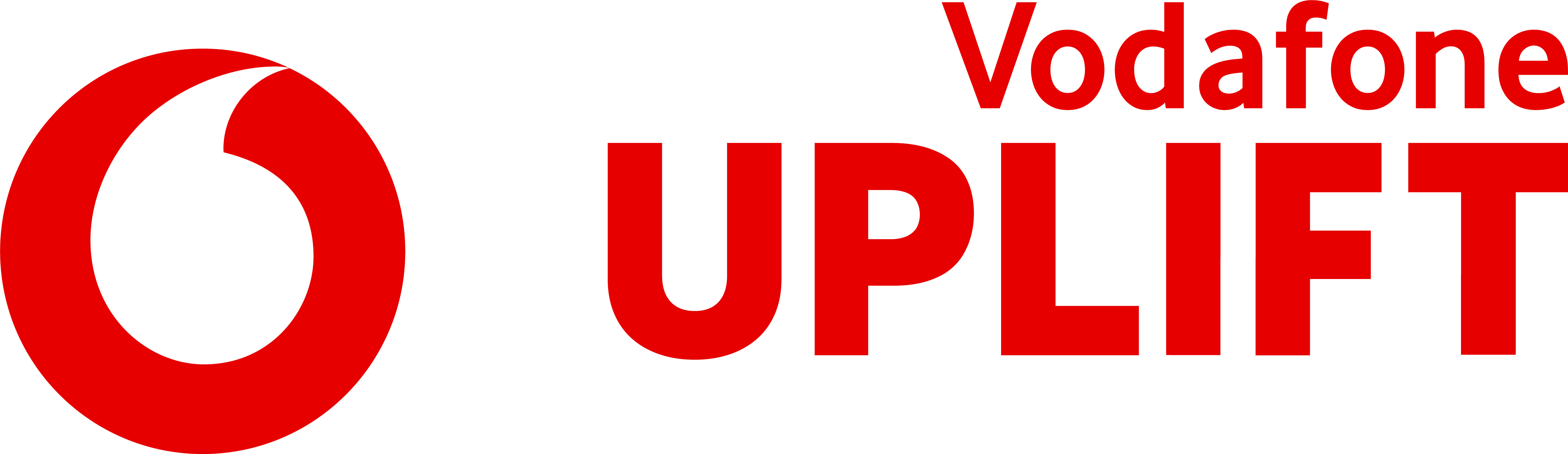 Vodafone Uplift Logo