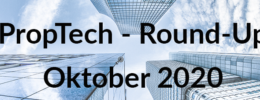 PropTech Round-Up Oktober - Kiwi, Builtworld Innovation Contest, Digital Real Estate Day