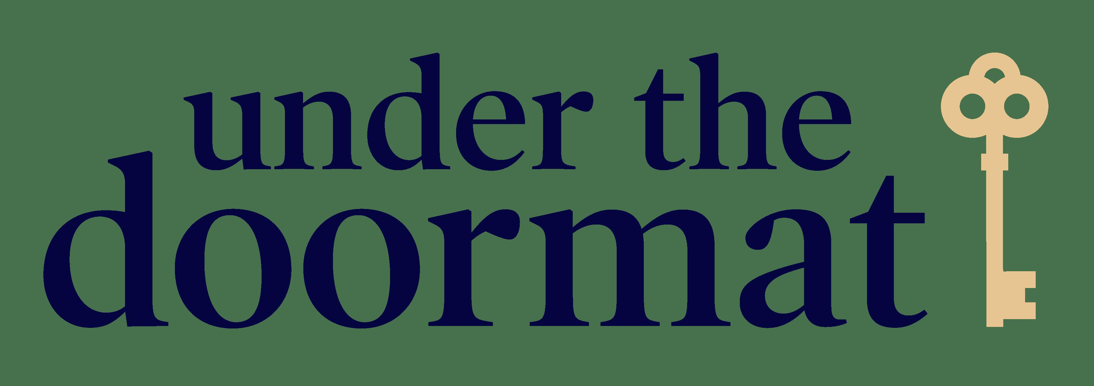 underthedoormat Logo