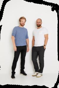 Thorsten Kröger und Mario Glöckner (Founder Rentivate)