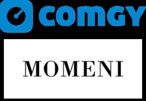 Comgy X Momeni