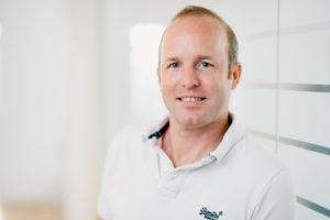 Gregor Zehetner - Gründer und Co-CEO von Tapkey