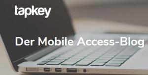 tapkey mobile access-blog