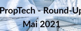 PropTech Round-Up Mai 2021 mit Linus, tado°, Propster, Aufzughelden, Architrave u.v.m.