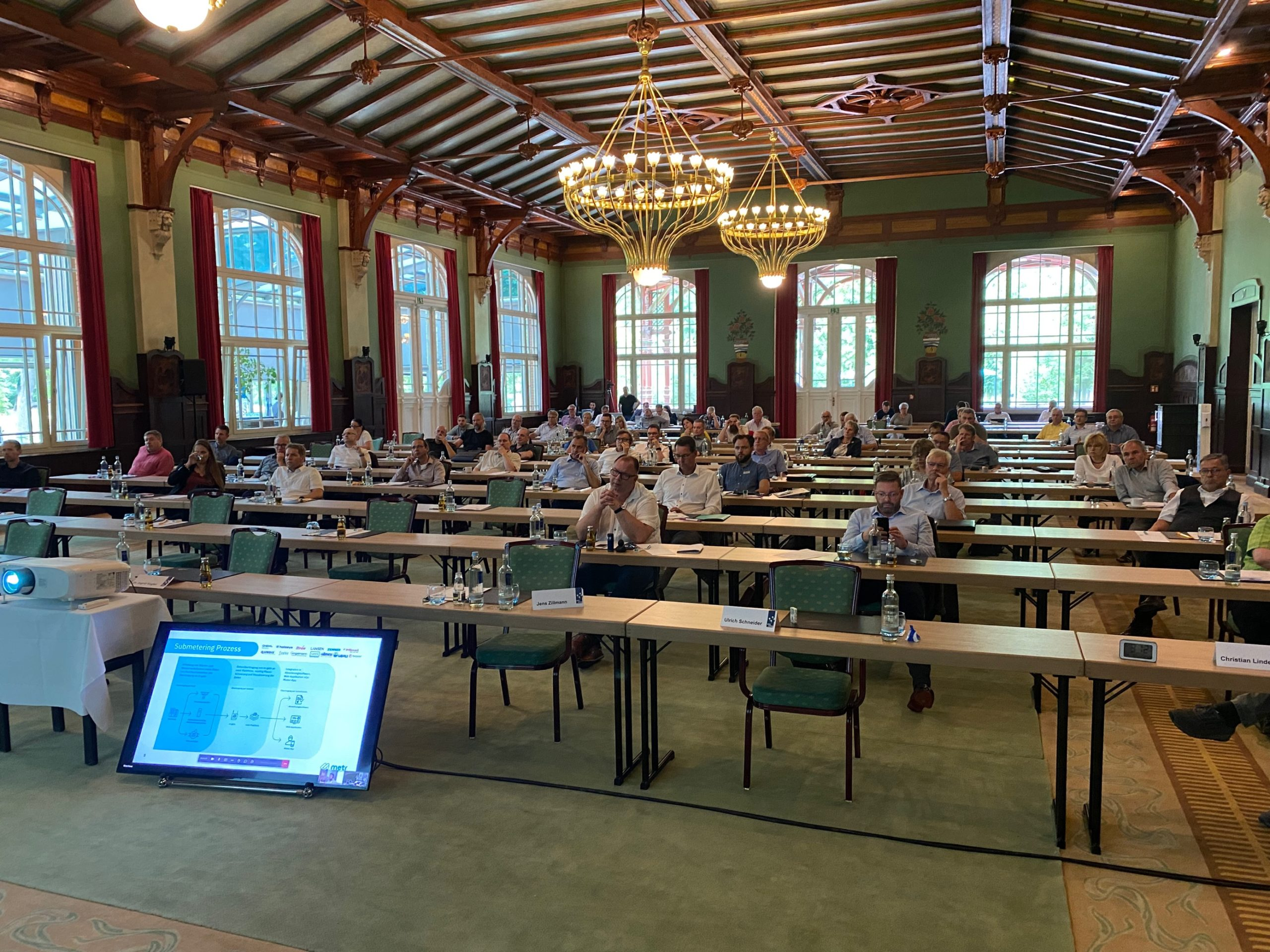 Einblick in die Veranstaltung im Dorint Herrenkrug Parkhotel Magdeburg